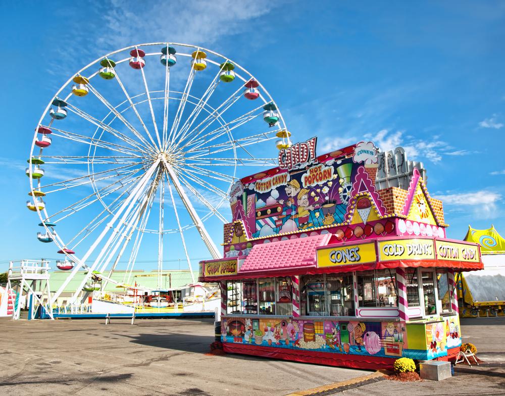 best amusement parks